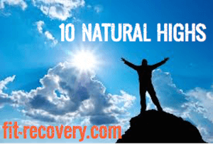 10 natural highs