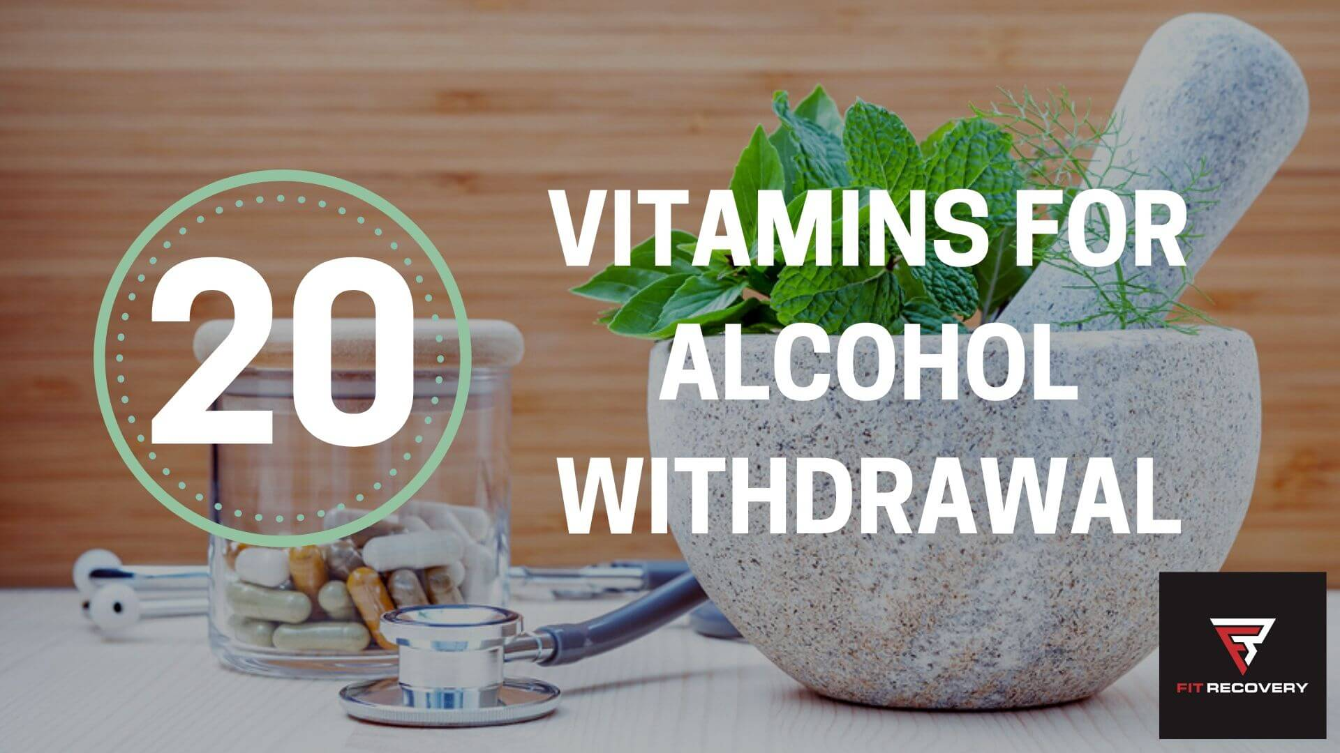 Alcohol Withdrawal Vitamins