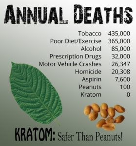kratom for alcohol withdrawal