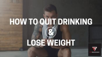 quit drinking lose weight