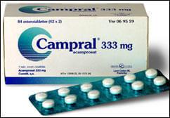 acamprosate alcohol treatment campral