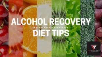 alcohol recovery diet